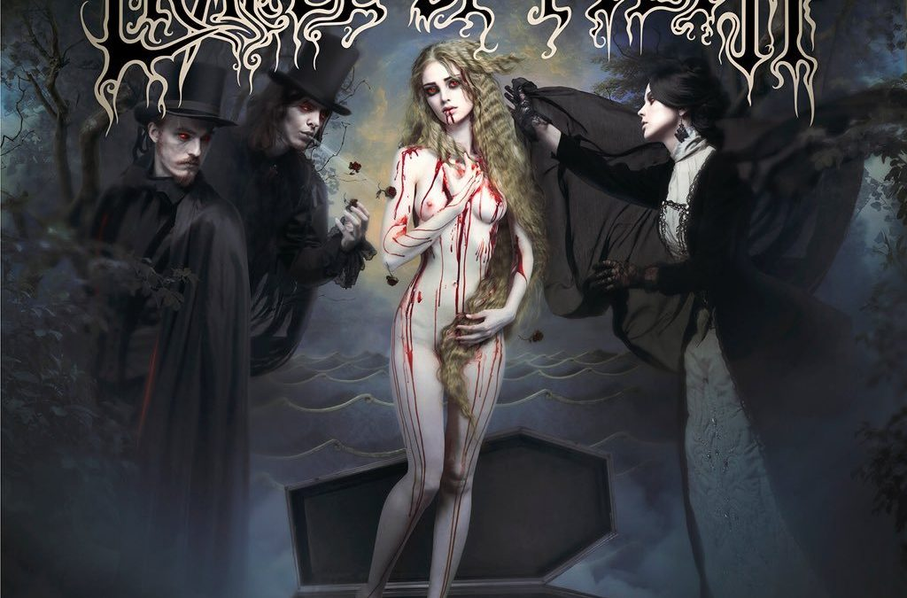 Cradle Of Filth – Cryptoriana The Seductiveness Of Decay