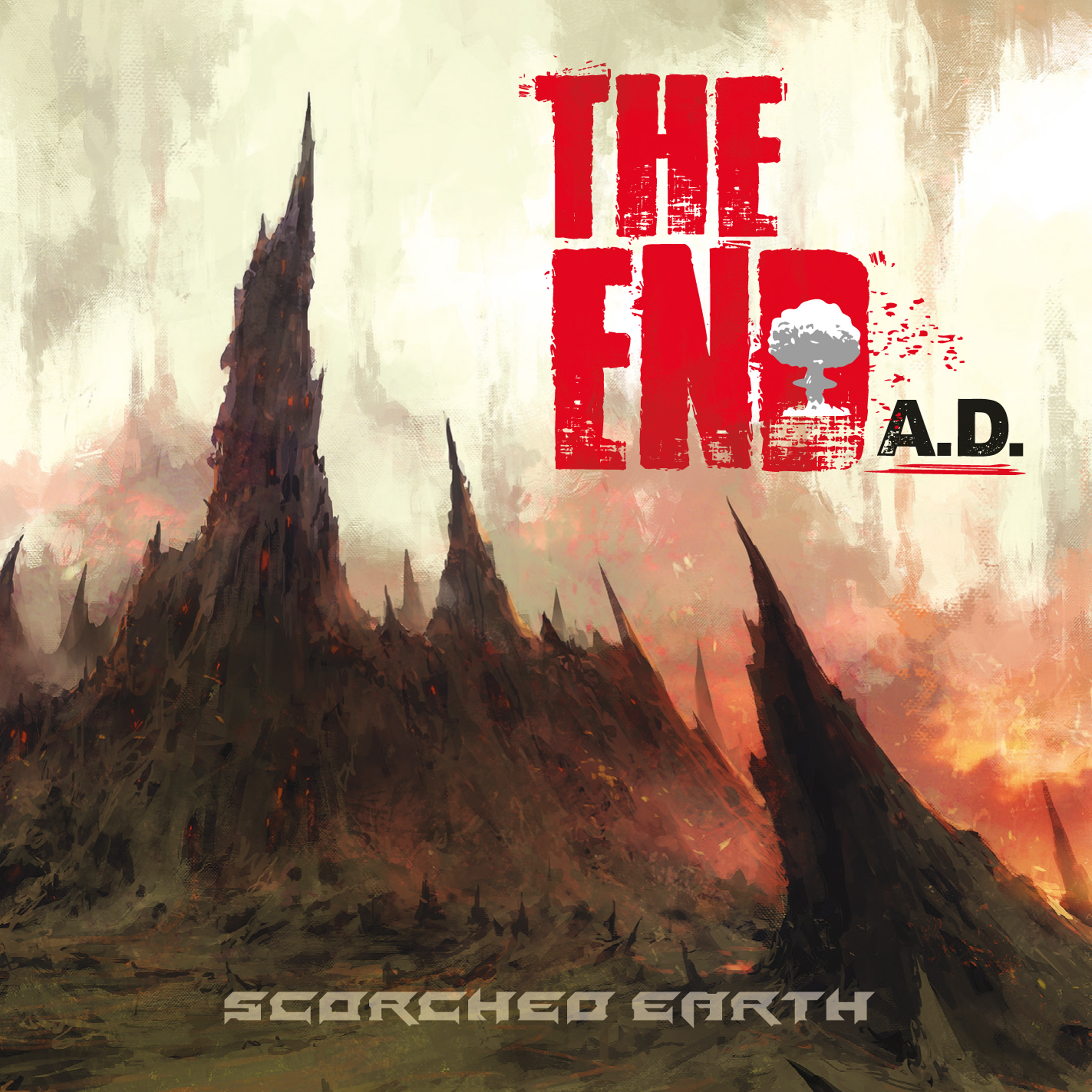The End A.D. – Scorched Earth