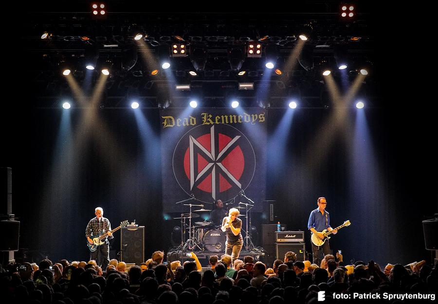 Dead Kennedys & LOOM @ Effenaar – Eindhoven 18.10.2017