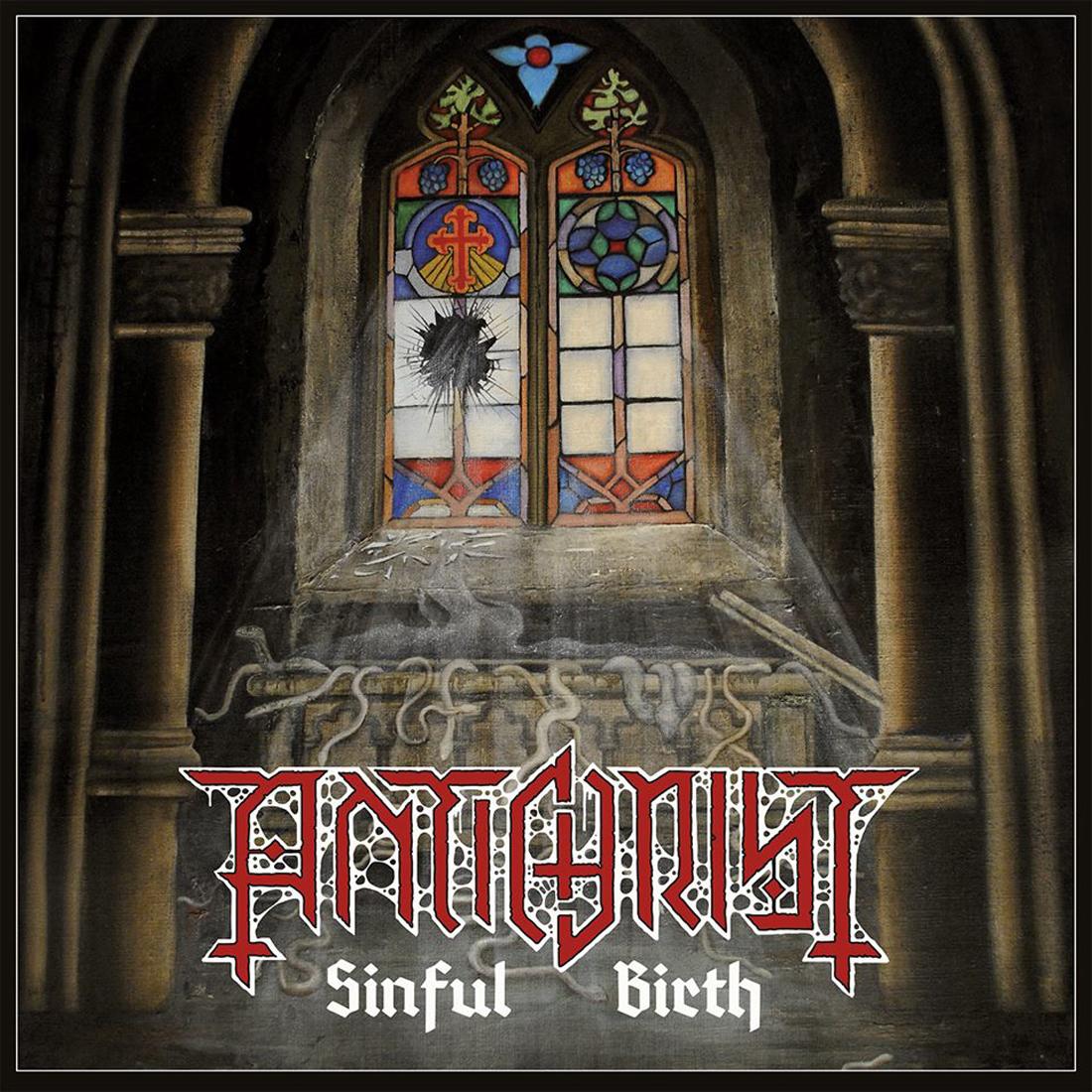 Antichrist – Sinful Birth