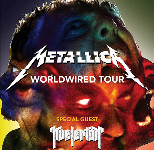 Metallica + Kvelertak – Sportpaleis, Antwerpen – 3 november 2017
