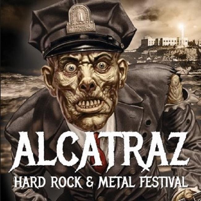 Het verslag van de derde en laatste dag op Alcatraz Hard Rock & Metal Festival
