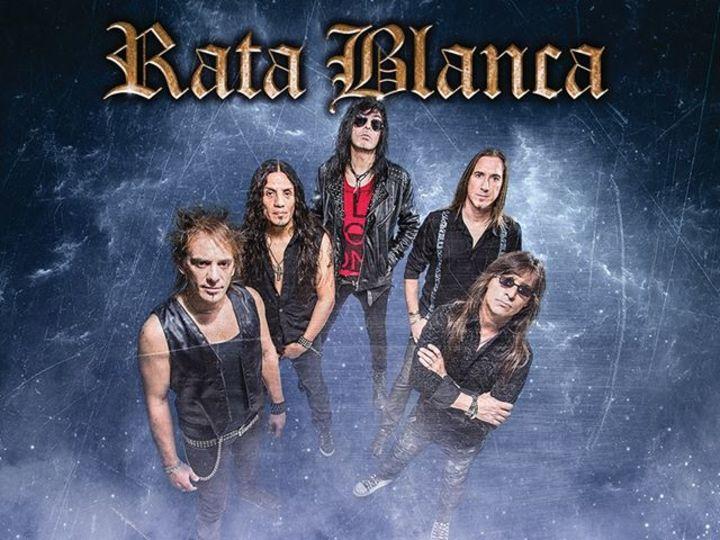 Emblematische Argentijnse band Rata Blanca raast over Barcelona @ Razzmatazz 2
