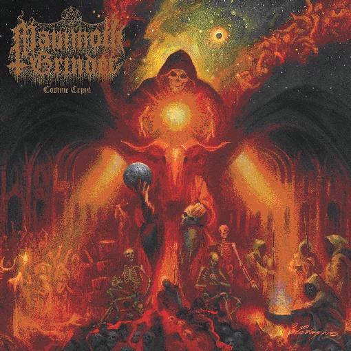Mammoth Grinder – Cosmic Crypt