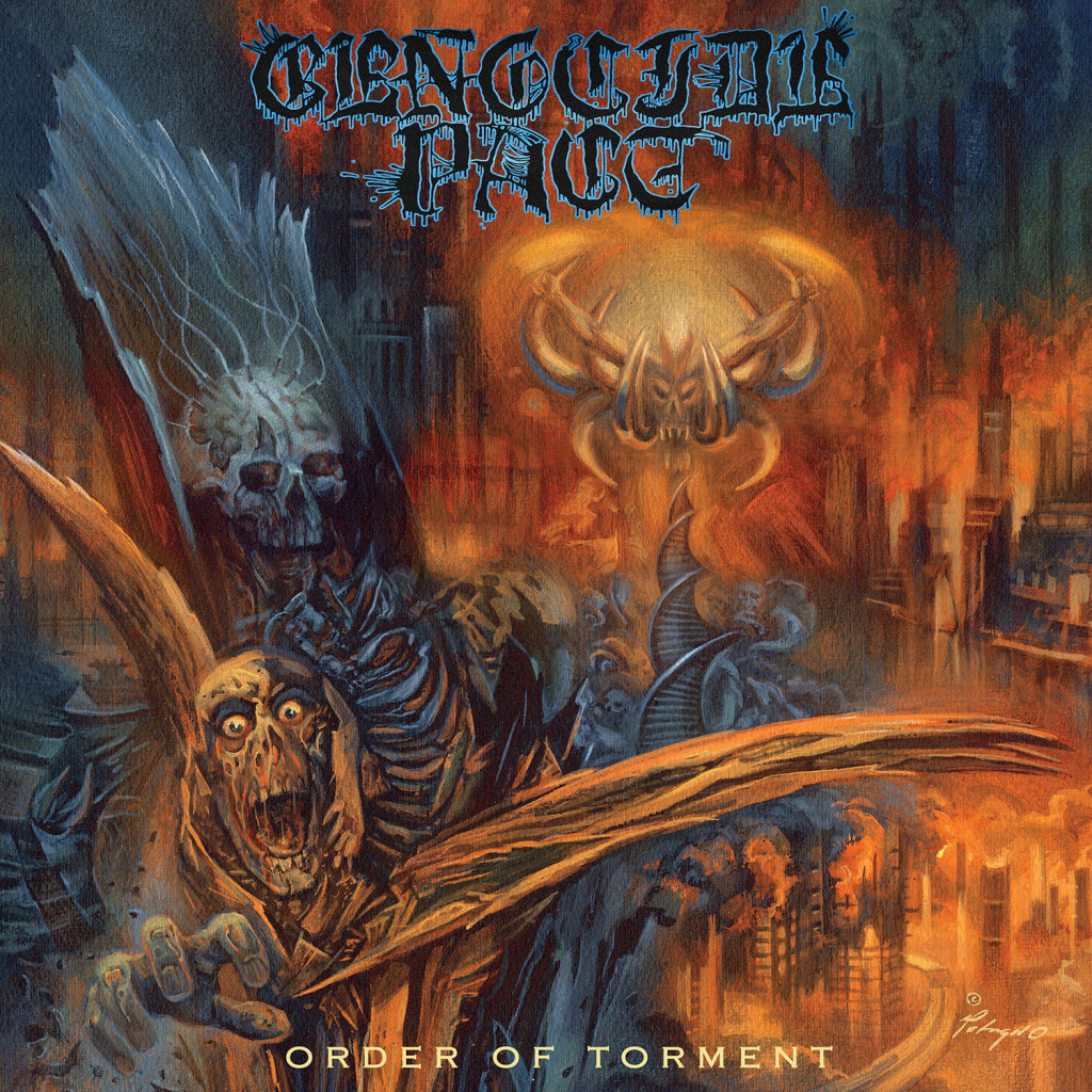 Genocide Pact – Order Of Torment