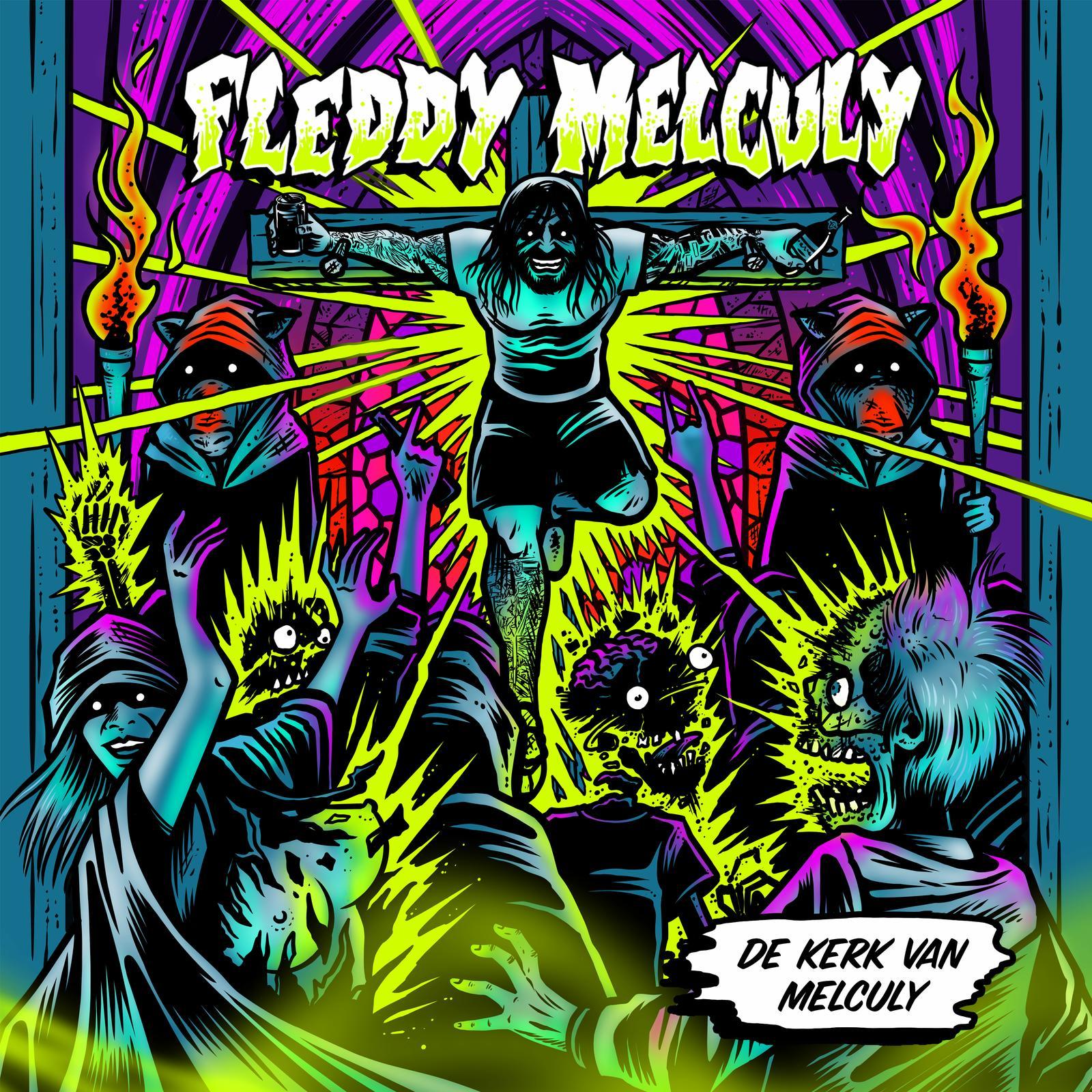 Fleddy Melculy – De Kerk Van Melculy