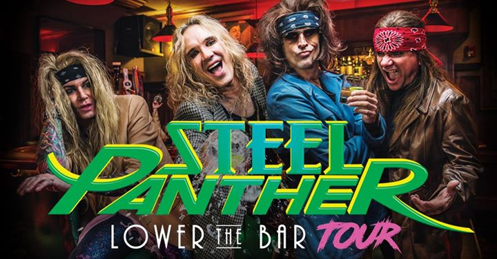 Glam all over the place: Fozzy & Steel Panther @ 013 – Tilburg – NL