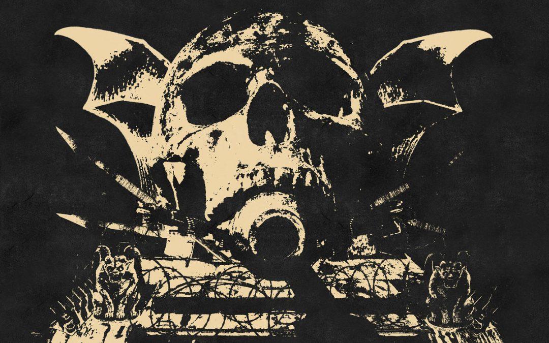 Iron Reagan + Gatecreeper – Split Album