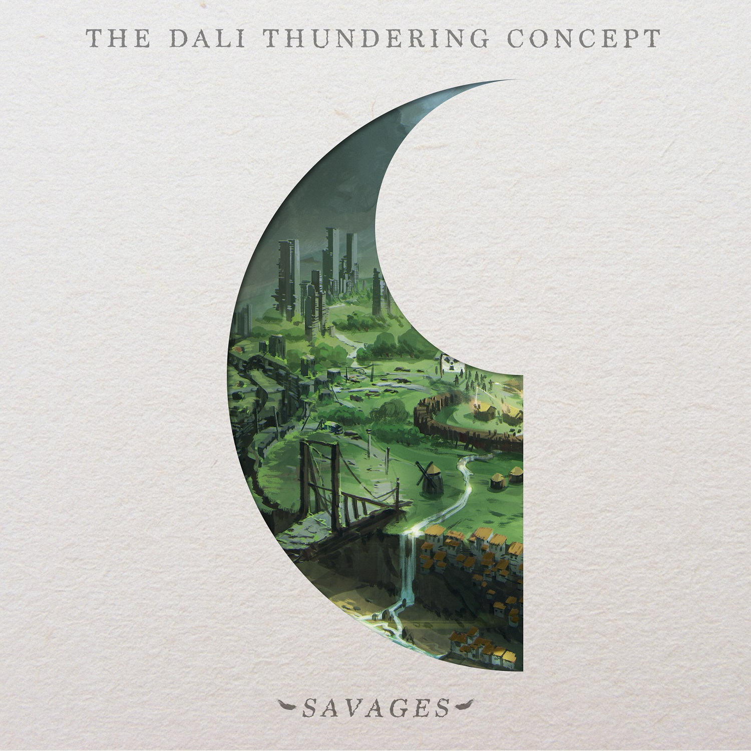The Dali Thundering Concept – Savages