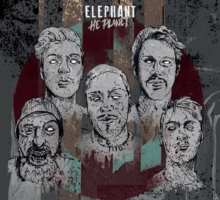 Elephant – He Planet