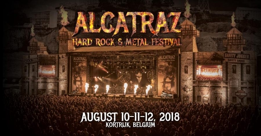 Preview: Alcatraz Hard Rock & Metal Festival 2018