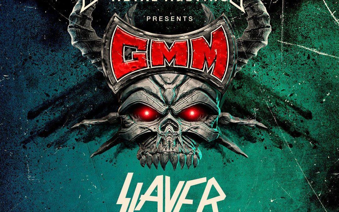 Slayer en nog zes andere namen voor Graspop Metal Meeting