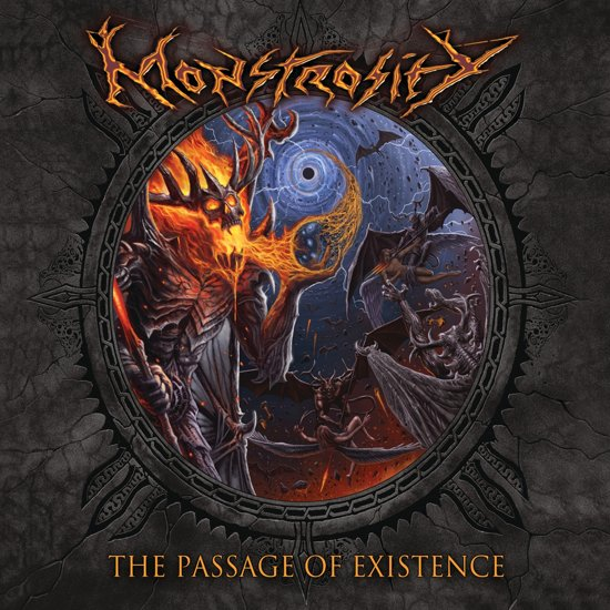 Monstrosity – The Passage Of Existence