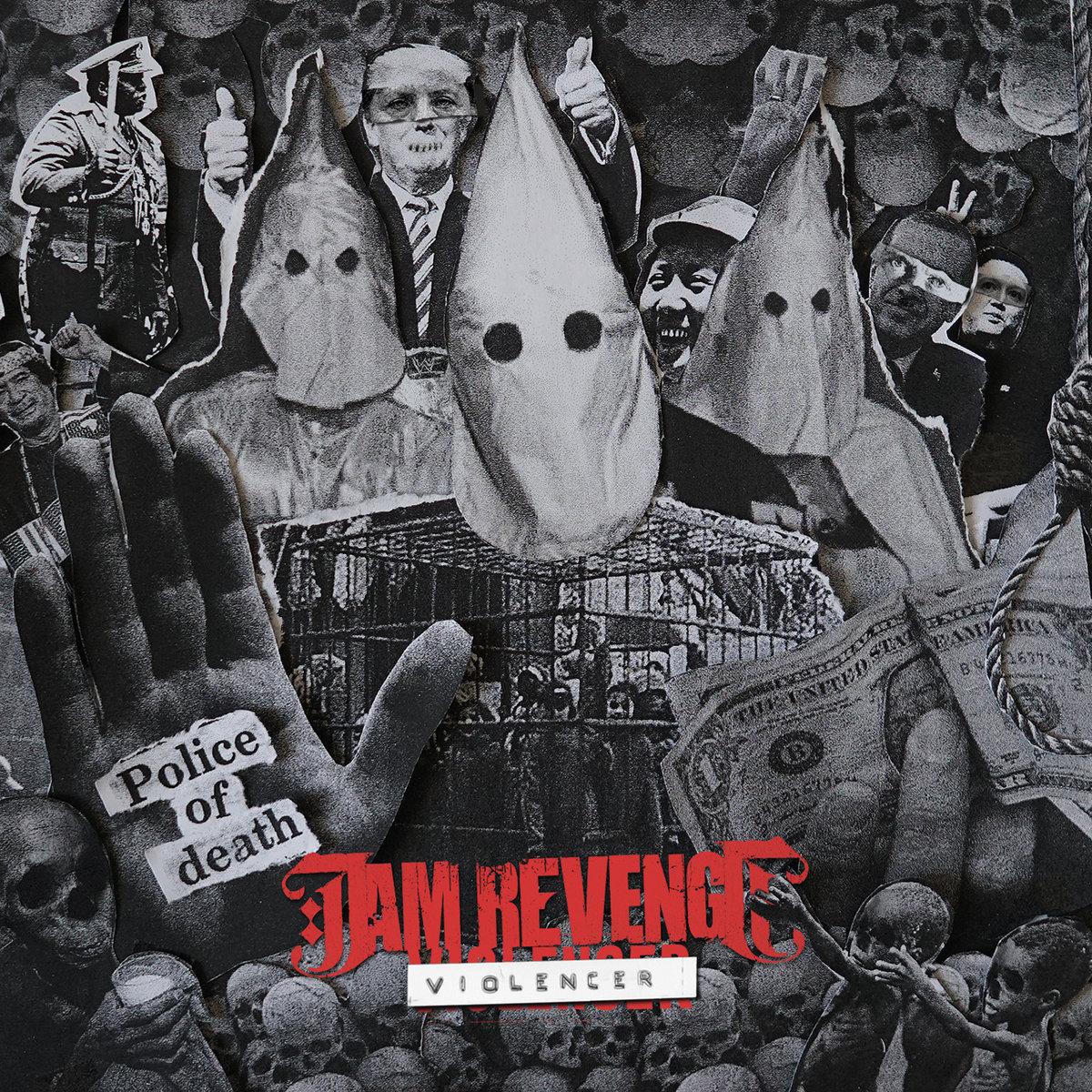 I Am Revenge – Violencer
