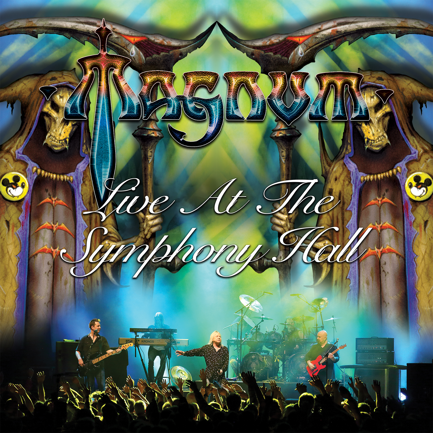 Magnum – Live at The Symphony Hall