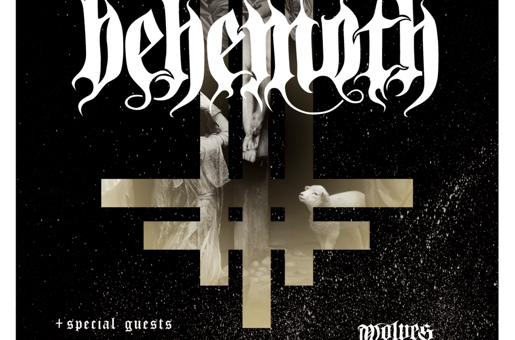 Behemoth + At The Gates + Wolves In The Throne Room / TonHalle München / 11-01-2019