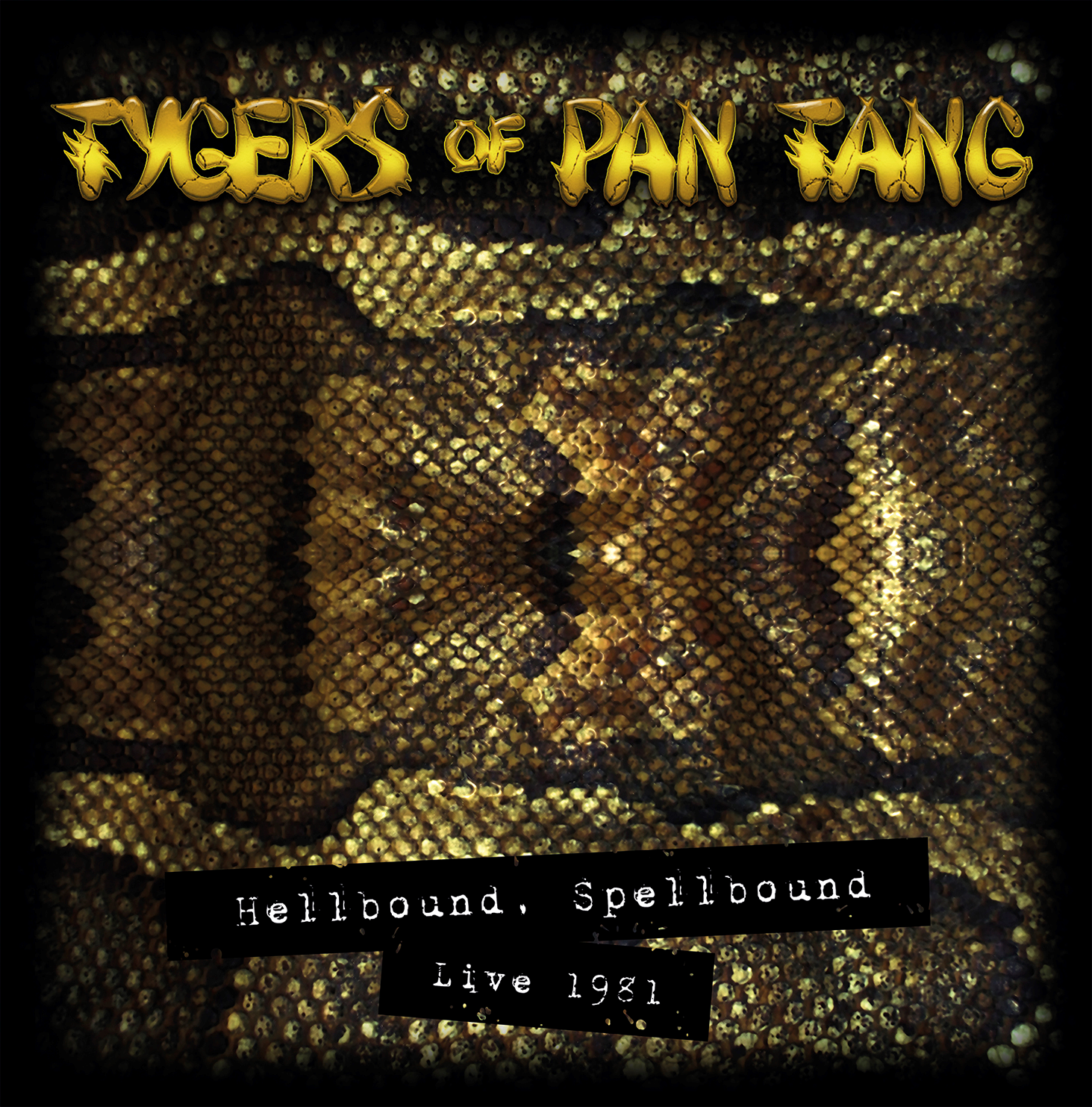 Tygers of Pan Tang – Hellbound Spellbound Live 1981