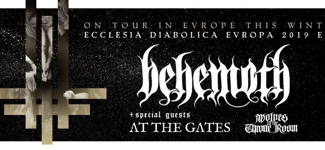 Ecclesia Diabolica Evropa Tour – TivoliVredeburg Utrecht