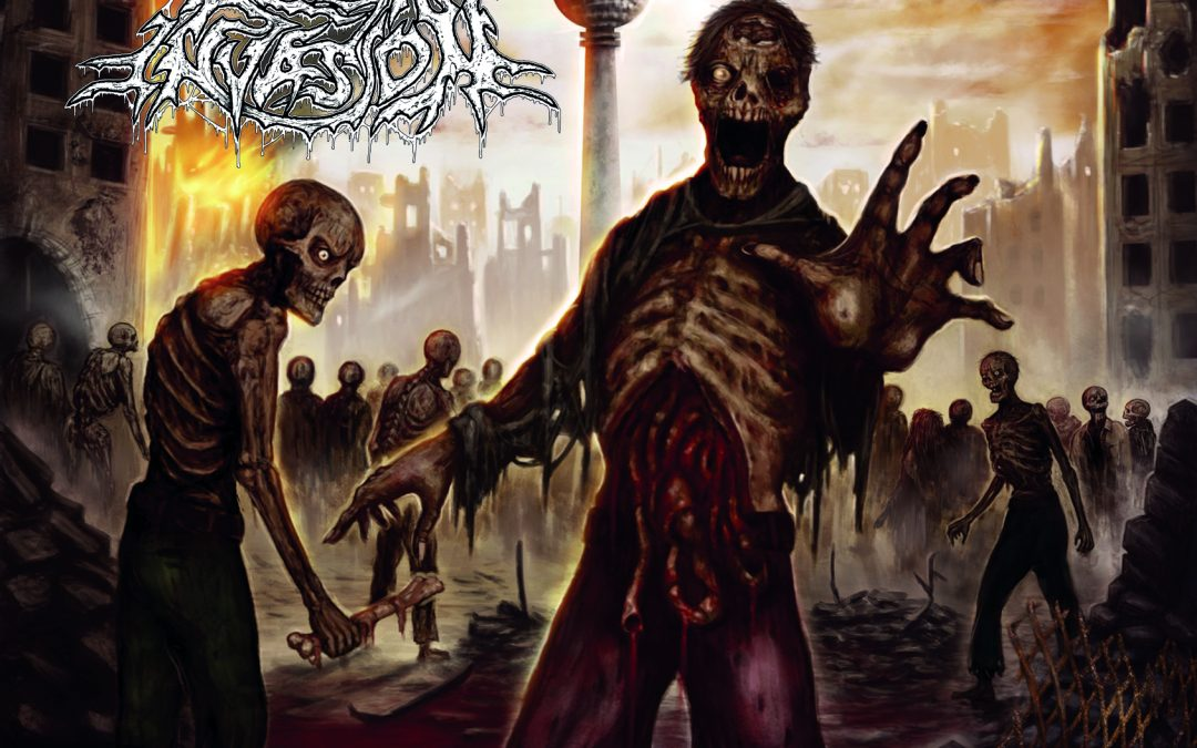 Bloody Invasion – Zombie Society