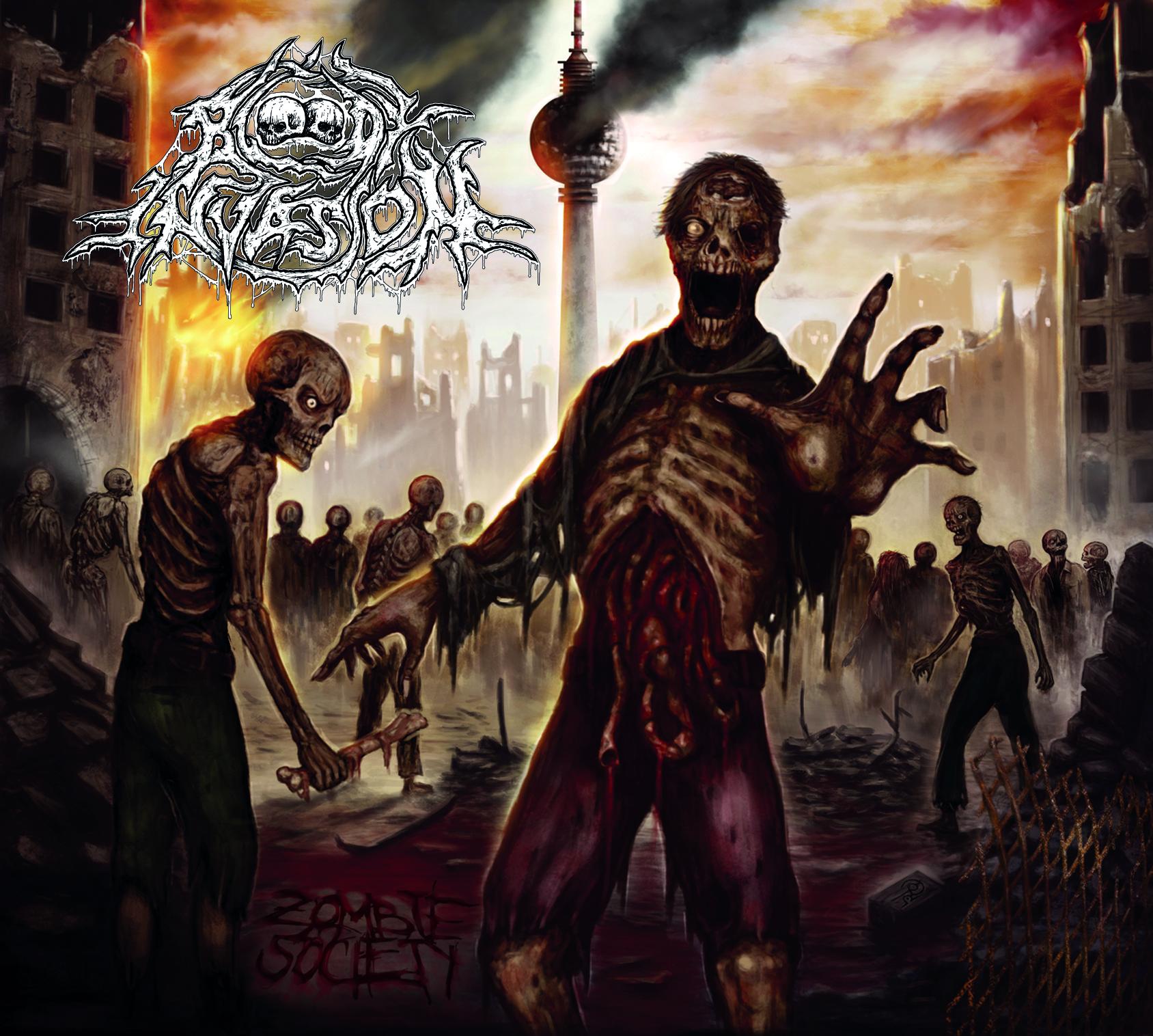 Bloody Invasion – Zombie Society