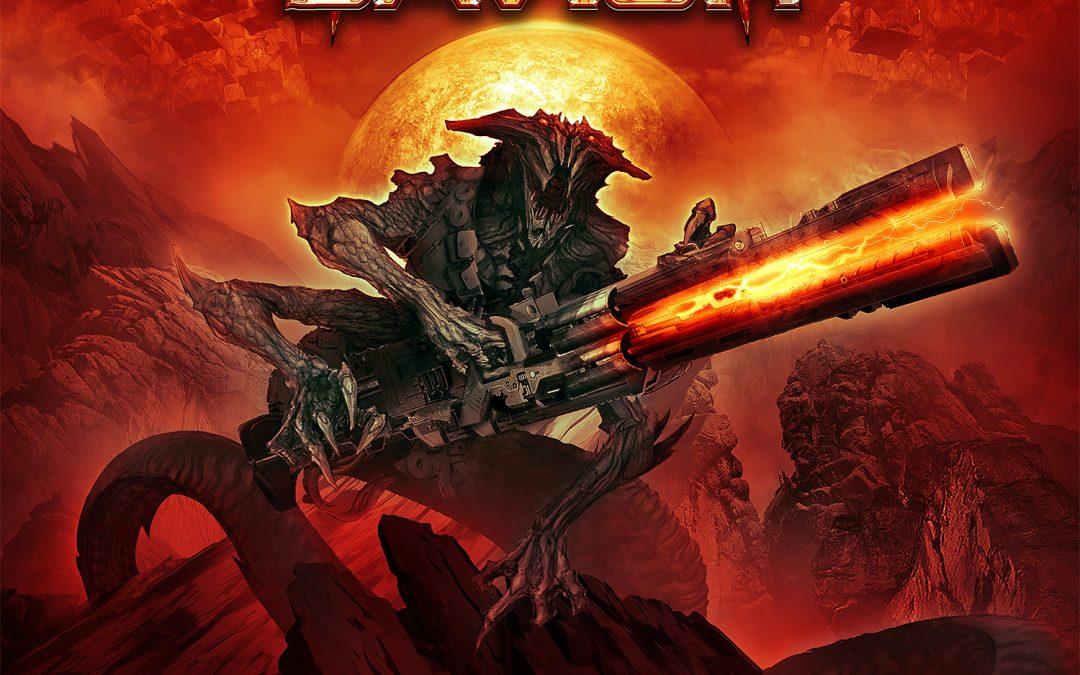 Iron Savior – Kill Or Get Killed
