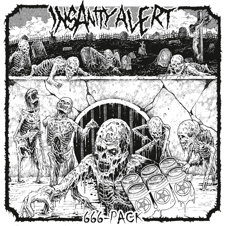 Insanity Alert – 666Pack