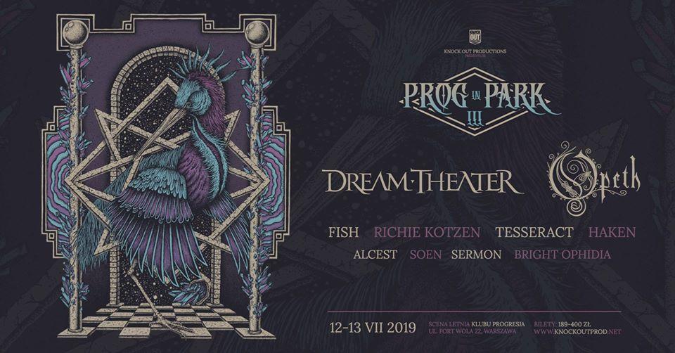 Prog in Park Warschau heeft artwork bekendgemaakt van zijn derde festival