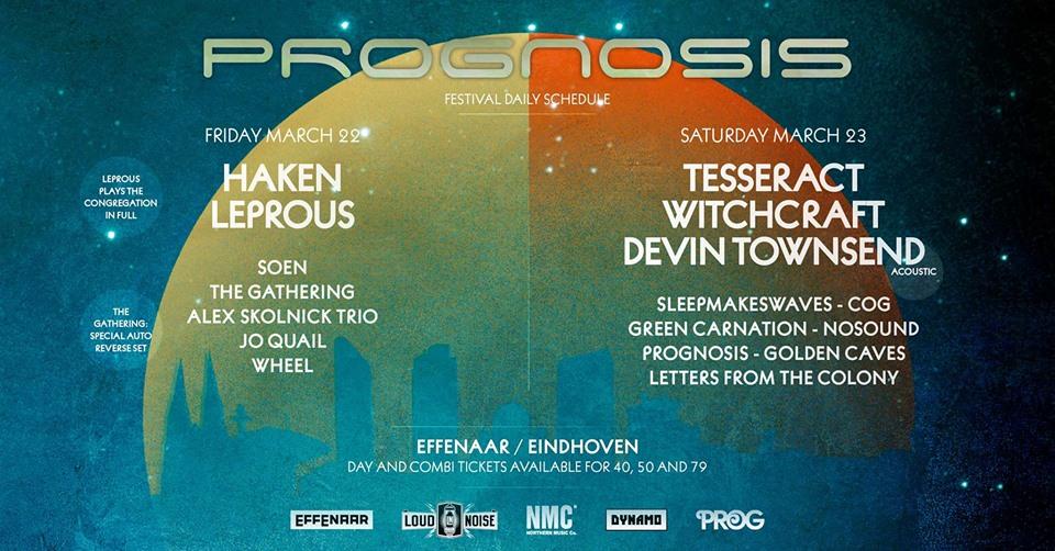 Prognosis Festival @ De Effenaar – Eindhoven – NL