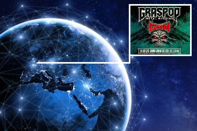 The Road To Graspop Pt. 5 – One Europe, Under The Metal Gods!