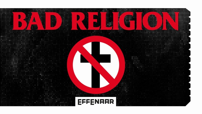 Veertig jaar punkrock nostalgie met Bad Religion @ De Effenaar – Eindhoven