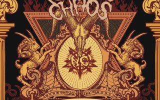 Nervo Chaos Ablaze albumcover 2019