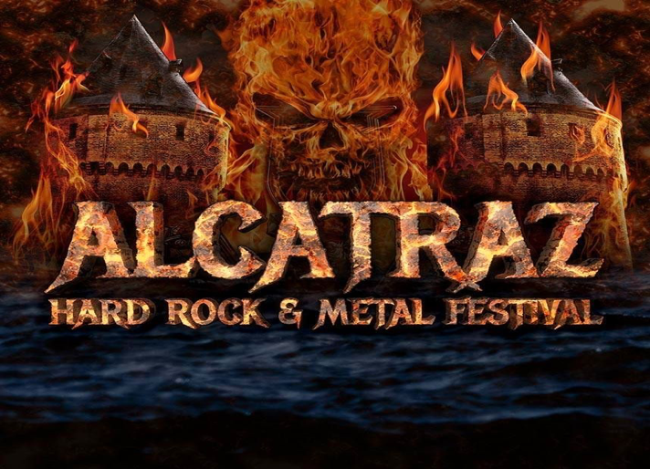 Alcatraz Hard Rock & Metal Festival preview: de zondag