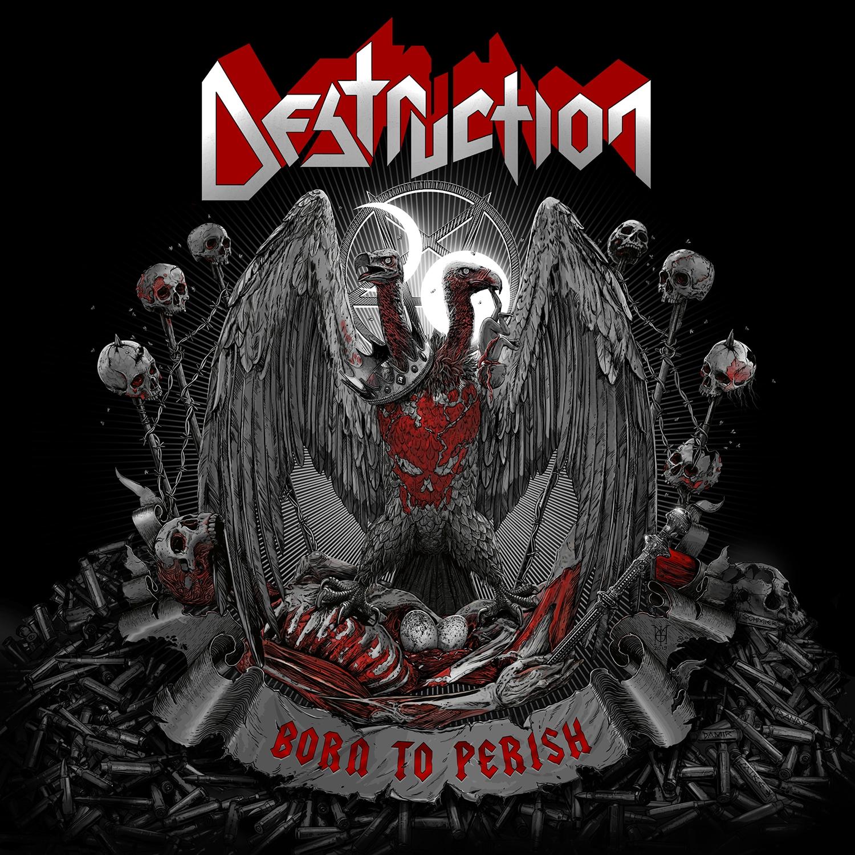 Destruction - Born To Perish - Artwork