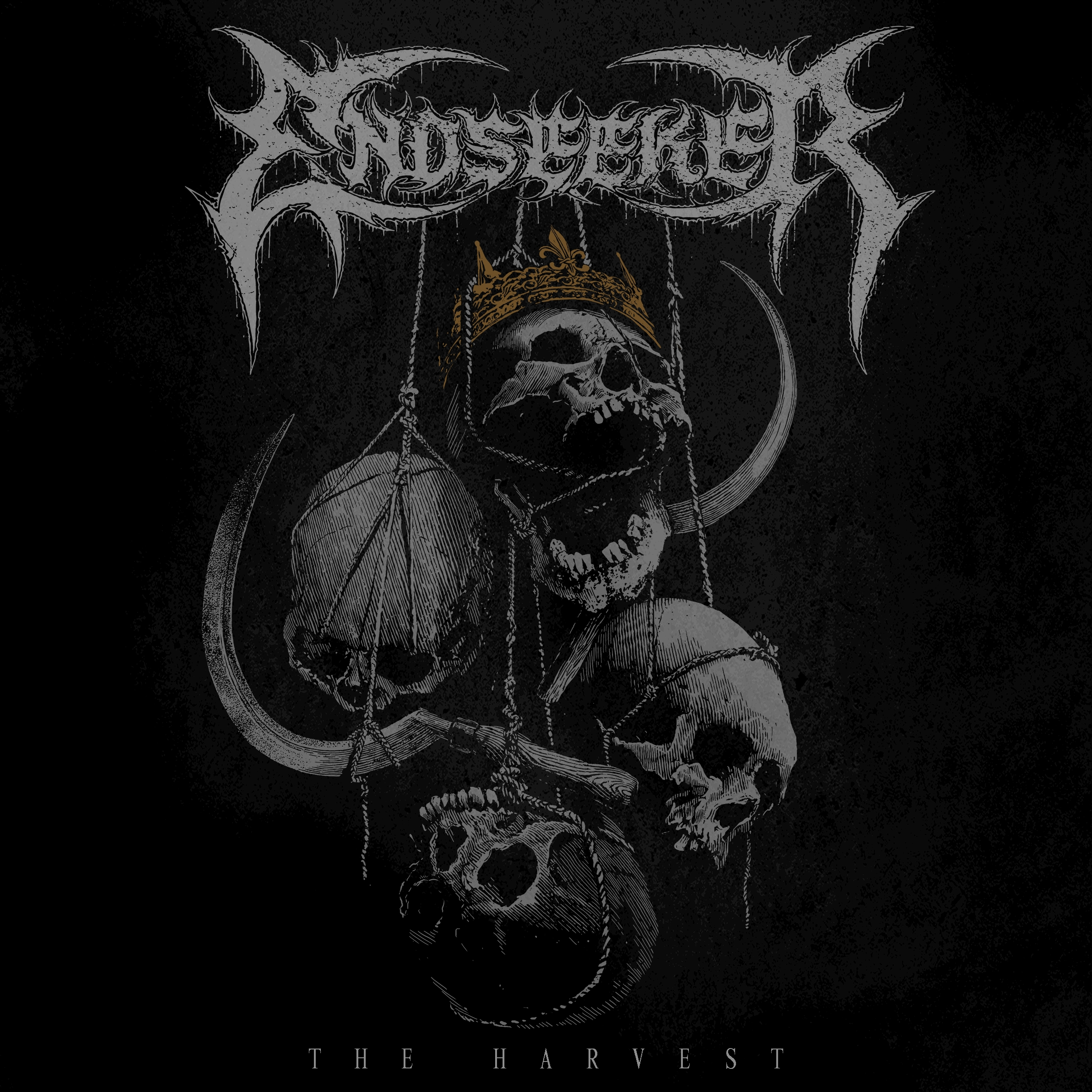 Endseeker - The Harvest - Artwork