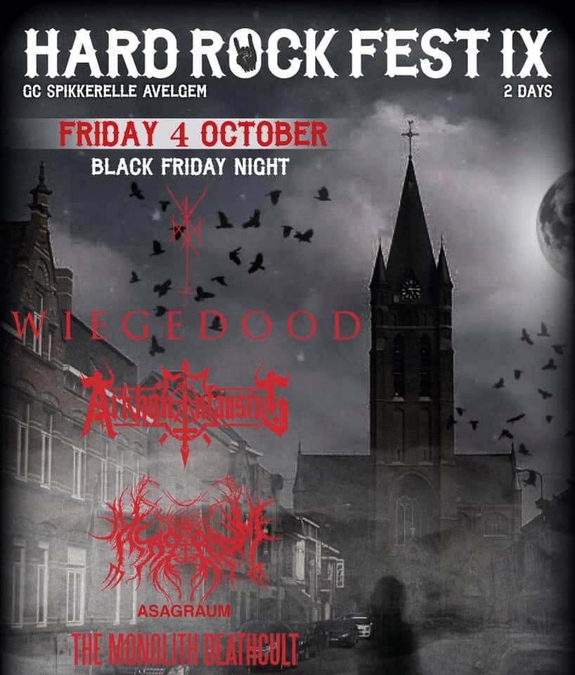 Review: Hard Rock Fest Avelgem
