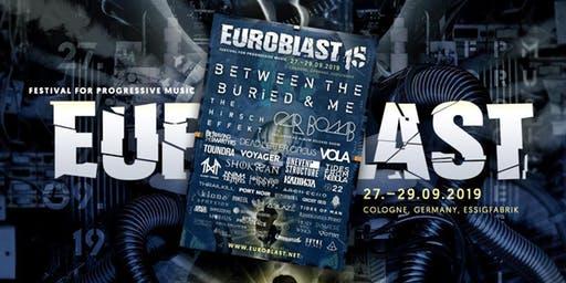 Euroblast 2019: Dag drie van de moeder van alle prog & avant-garde metalfestivals in Europa
