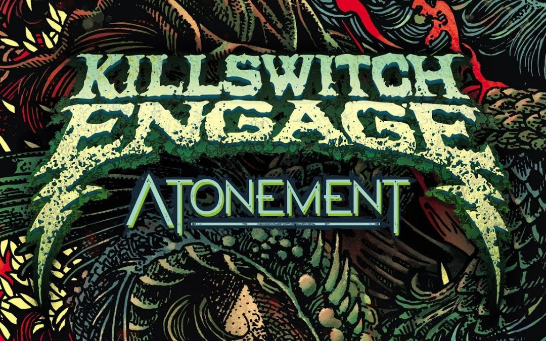Killswitch Engage + Revocation + Tenside @ Ancienne Belgique