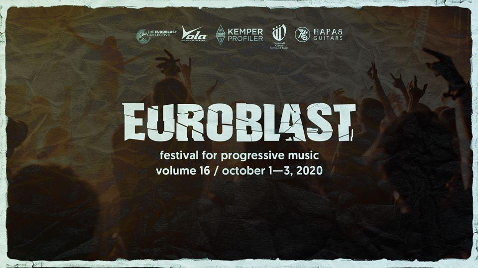 Nieuws van het festivalfront: Euroblast komt met een aantal aanpassingen voor 2020