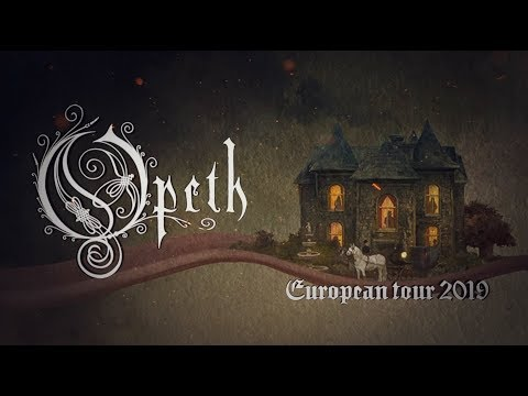 Opeth @ Ancienne Belgique – Brussel