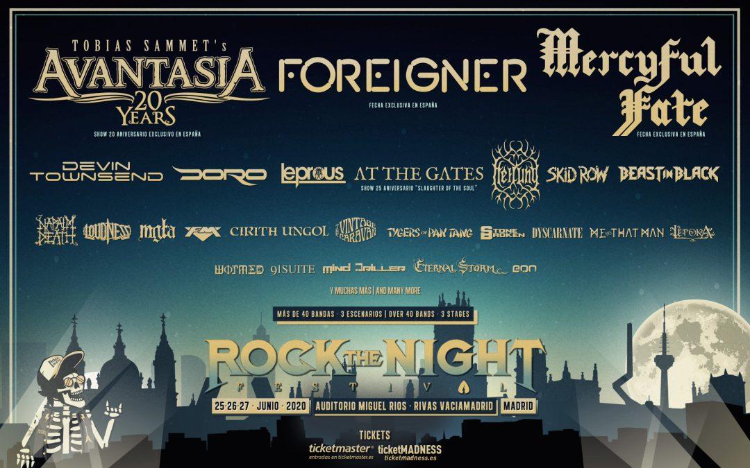 De festivalmolen blijft draaien: Rock The Night voegt namen toe aan haar affiche.