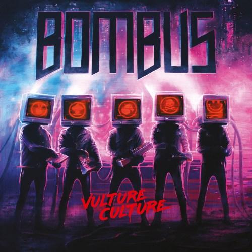 Bombus – Vulture Culture