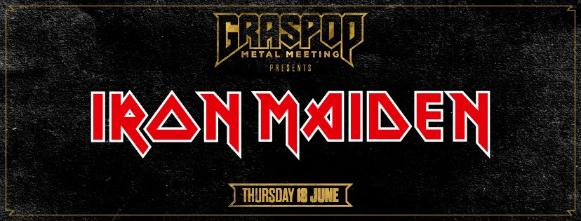 Graspop Metal Meeting 2020 - Iron Maiden