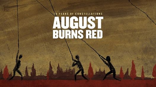 August Burns Red + Erra + Currents @ Essigfabrik – Keulen – DE
