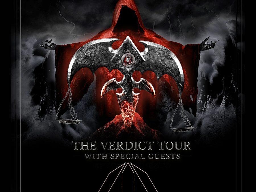 Queensrÿche + Last In Line + Dark Sky Choir @ Trix