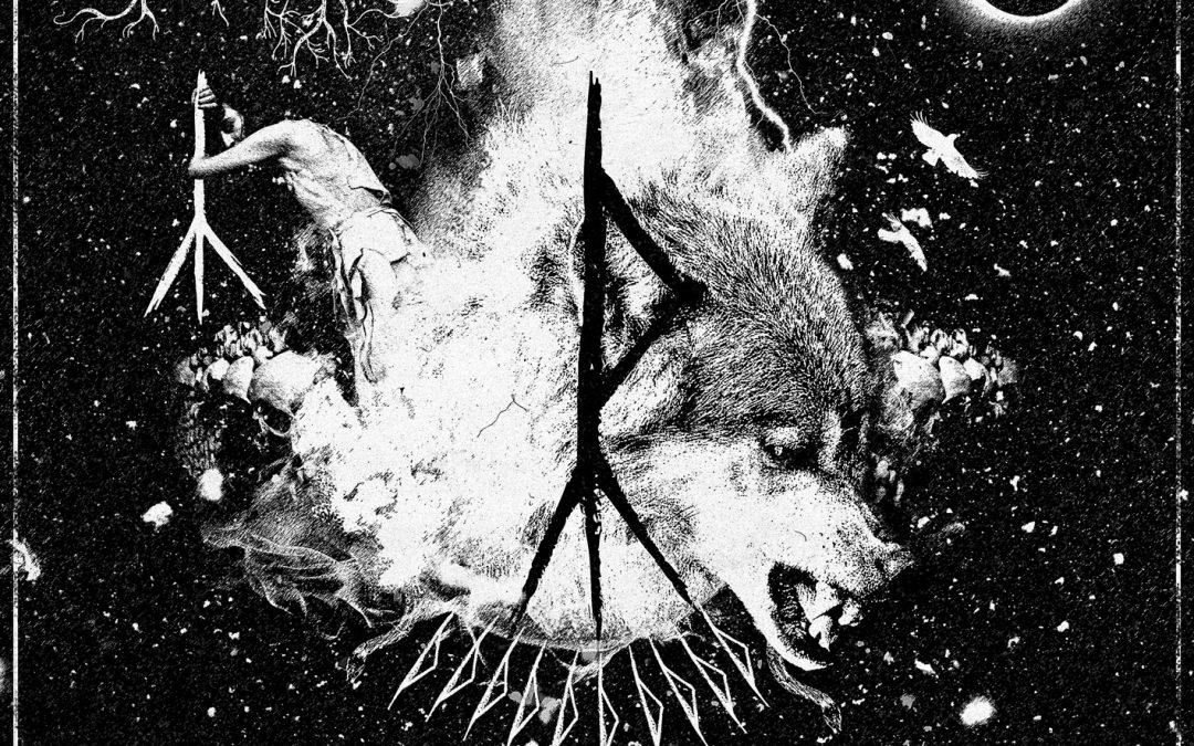 Mara - Rök albumcover 2019