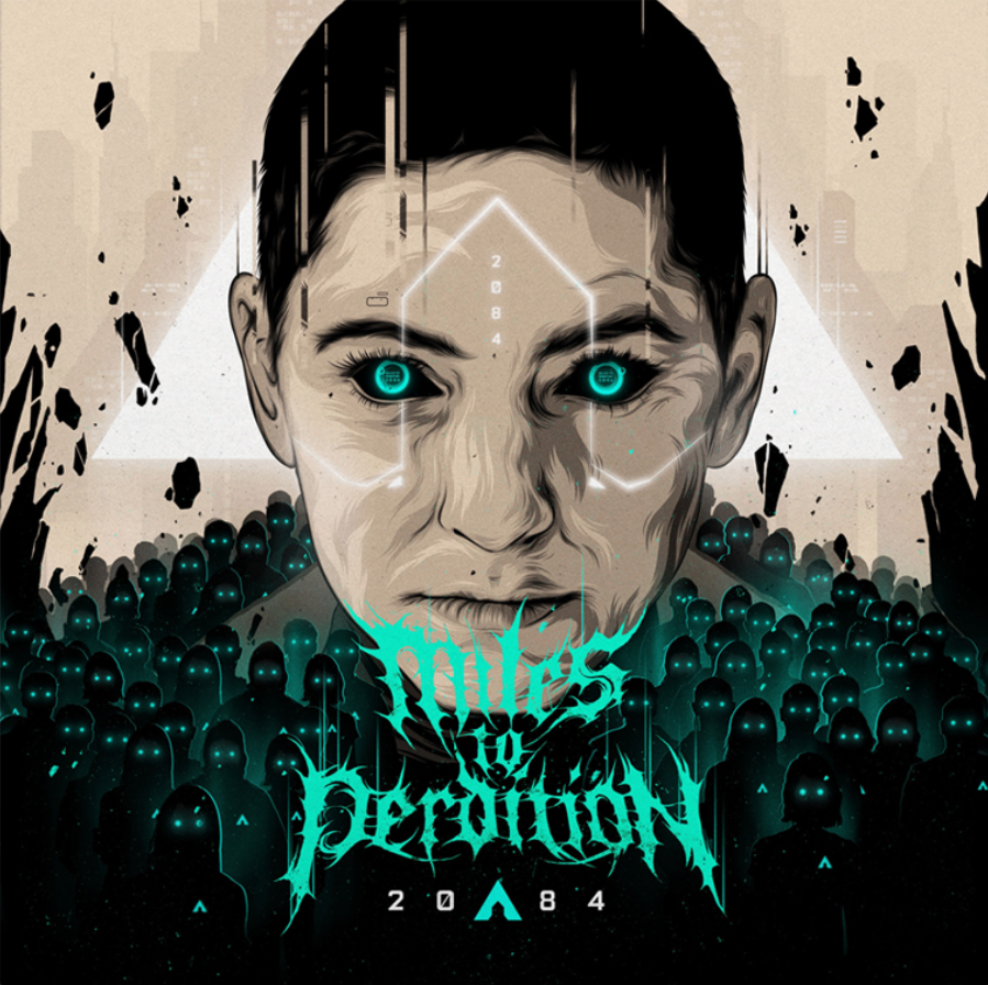 Miles To Perdition 2084 coverart (2020)