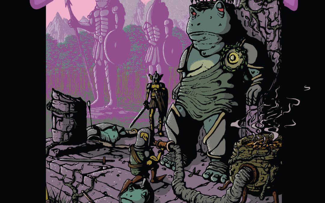 Goblinsmoker – A Throne in Haze, A World Ablaze