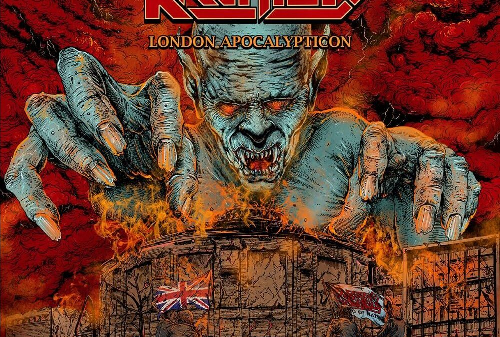 Kreator – London Apocalypticon