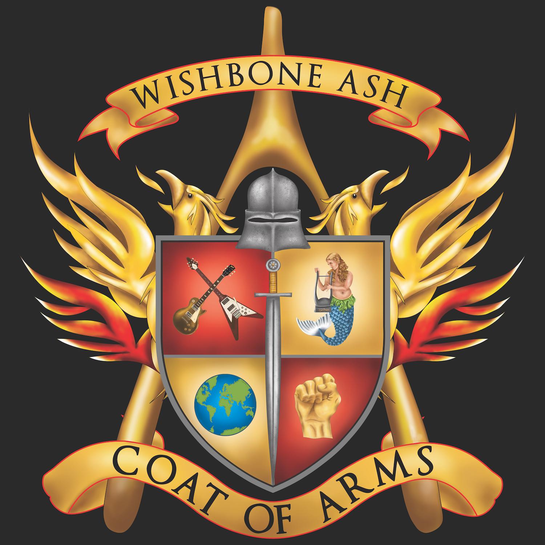 Wishbone Ash – Coat Of Arms