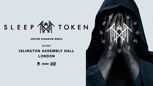 Sleep Token @ Islington Assembly Hall – Londen
